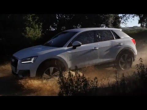 Prueba: Audi Q2, ¡lo metemos al barro!