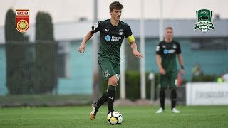 Dinamo Ufa vs FK Krasnodar full match