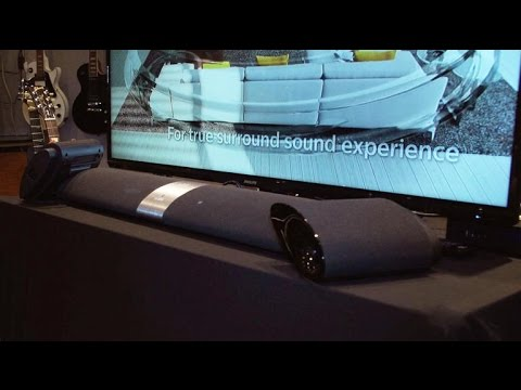 Philips Fidelio B5's surrounds double as BT speakers