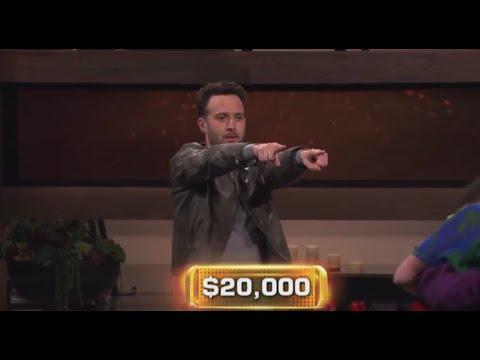 WOW! 20K Win with Lauren Ash & Eddie Kaye Thomas  Celebrity Name Game