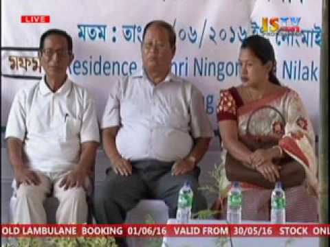27th June 2016 ISTV Manipuri News