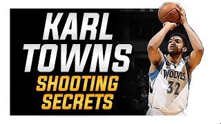 Karl-Anthony Towns: NBA Shooting Secrets