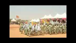 Fudiyya School Students Parade. In Kano