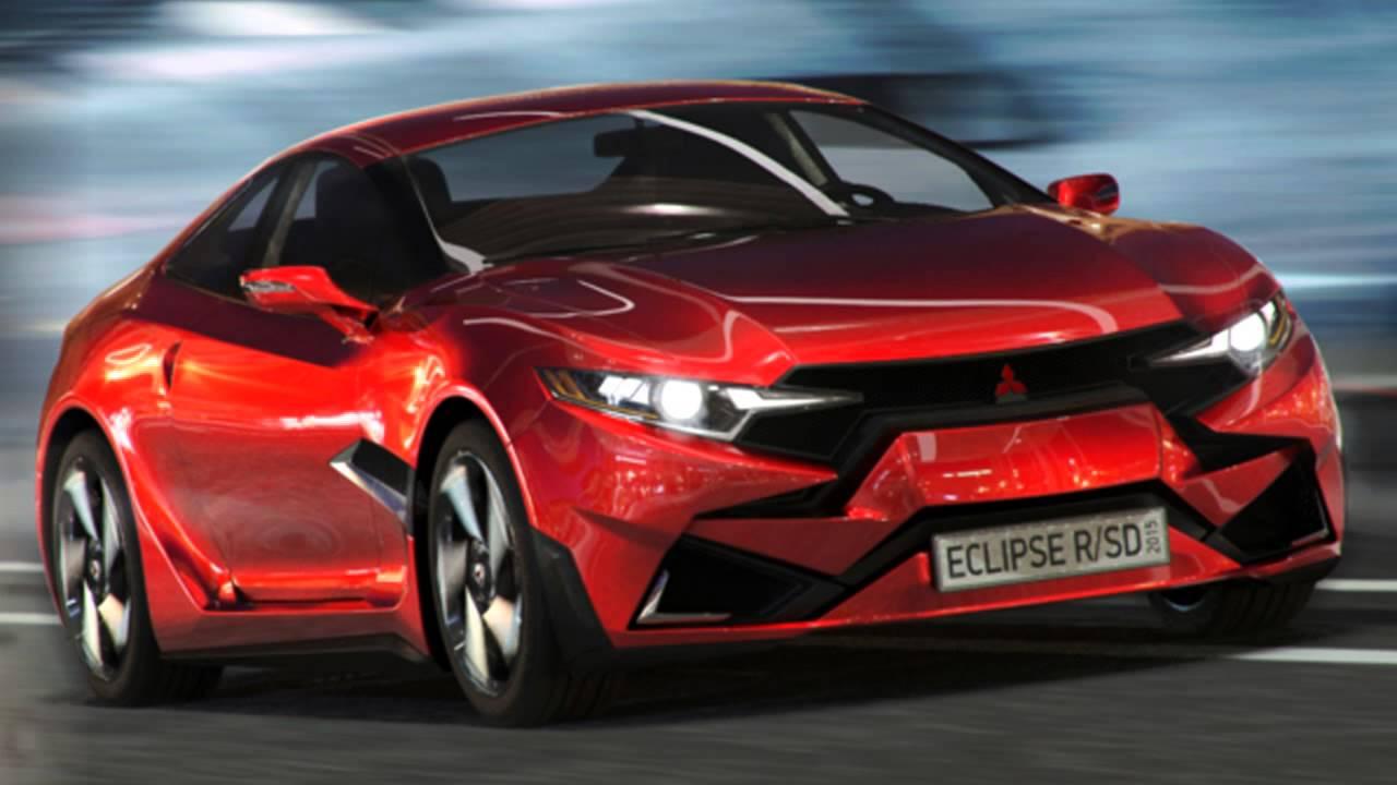 Mitsubishi Eclipse 2015 >> 2015 Mitsubishi Eclipse Concept Trinituner Com
