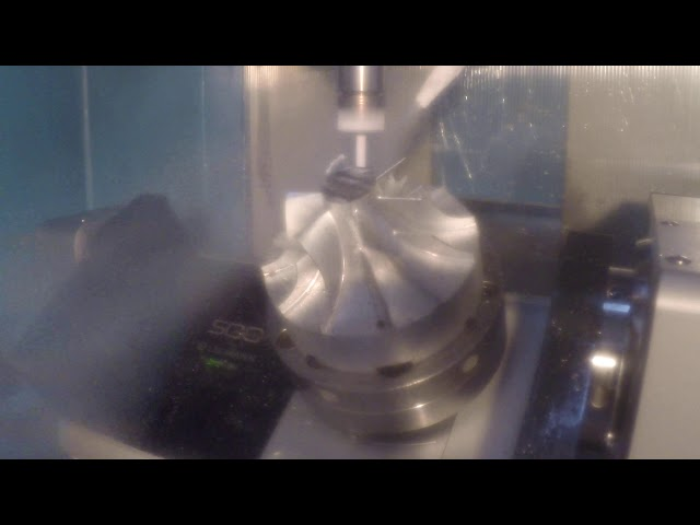 VFresado Impeller con BeCold