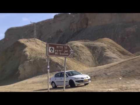 Israel Tour- Dead Sea