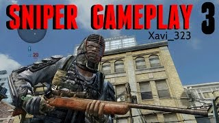 Epic Sniper Gameplay 3  - Comeback -  The Last of us Remastered Multiplayer | xavi_323