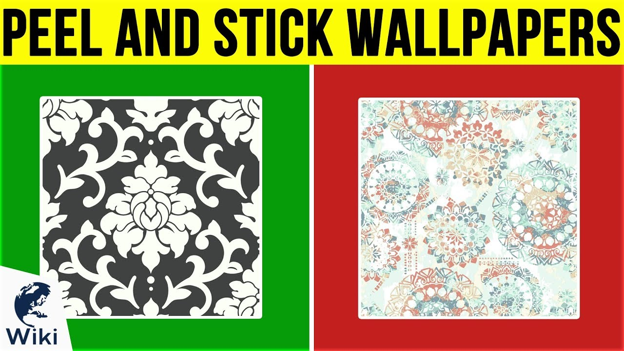 10 Best Peel And Stick Wallpapers 2019