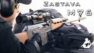 Zastava M76 Sniper Rifle   Gun Porn