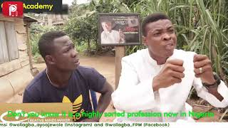 FUNNY ADVERTS BY WOLI AGBA VOL 2