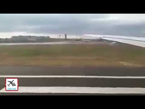 Air France flight AF852 compressor stall on takeoff from Paris ORY
