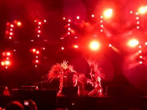 Hocico Live Mexico 2012