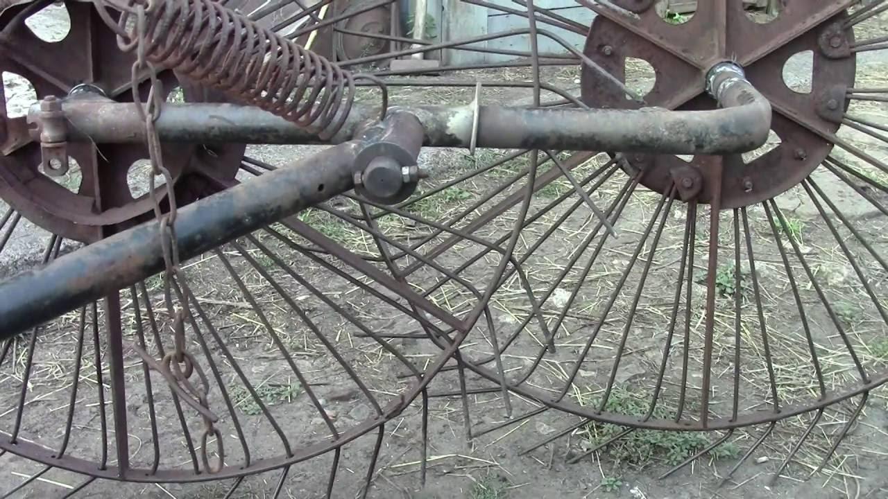 Грабли на колесах своими руками фото 323