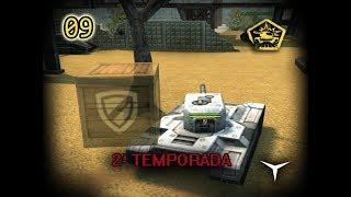 09.Tutorial mapa CM (Tanki Online - Temporada 2) // Gameplay