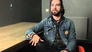 Pain of Salvation interview - Daniël GildenLöw (part 1)