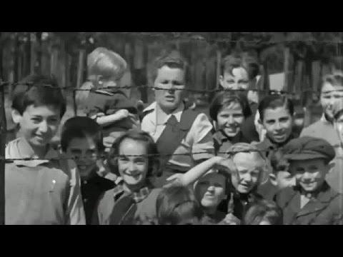 Holocaust survivor recognizes himself in documentary