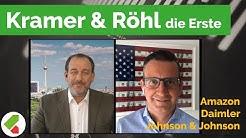 Kramer & Röhl N°1 | Amazon, Daimler, Johnson & Johnson in Corona-Zeiten | echtgeld.tv (16.04.2020)