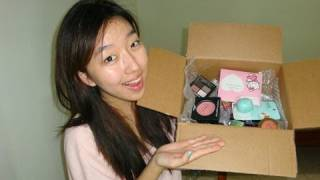 UNBOXING Love package from Pewpewpichu