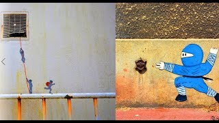 Amazing Street Art Magic V2