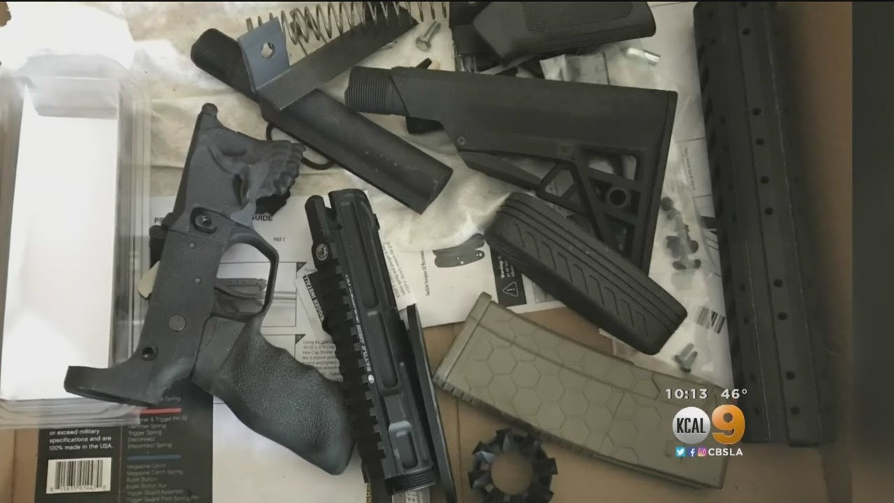 After Florida Shooting, Man Who Bought Unassembled AR-15 Says 'Enough Is Enough,' Turns Parts In To