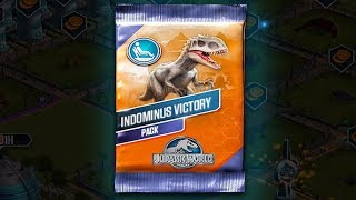 INDOMINUS REX VICTORY Pack - Jurassic World The Game