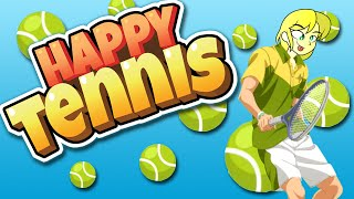 Magnus is the Prince of Tennis|Happy Tennis