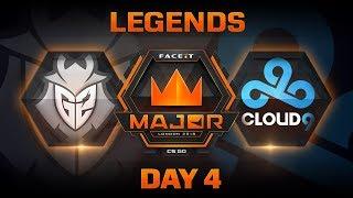 G2 vs Cloud9 - Inferno (FACEIT Major: London 2018)