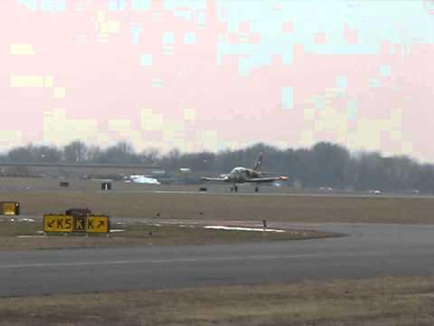 Garrett 731 L-39 take off