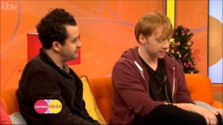 Rupert Grint and Daniel Mays Mojo Interview Thumbnail