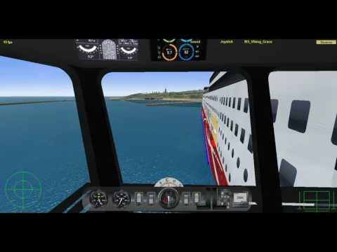 MS Viking Grece Arrival In Cape Verde