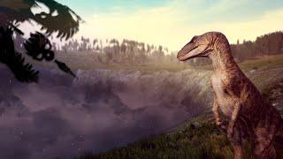 WE FOUND SOMETHING HUGE!! - The Isle - Deinosuchus Rumors, Type-H GIGA Encounter! - Gameplay