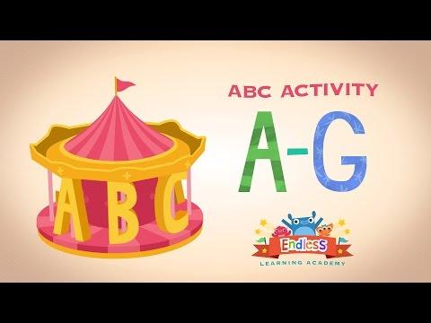 Endless Alphabet A-G