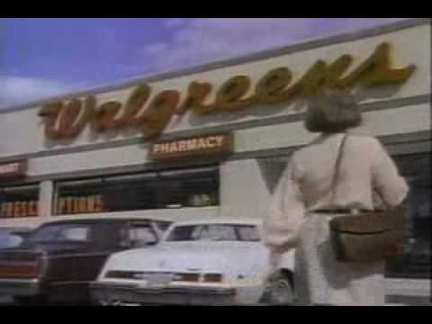 1987 - Walgreen's Pharmacy Commercial