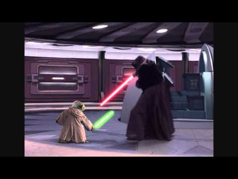Only Yoda and Darth Sidious
