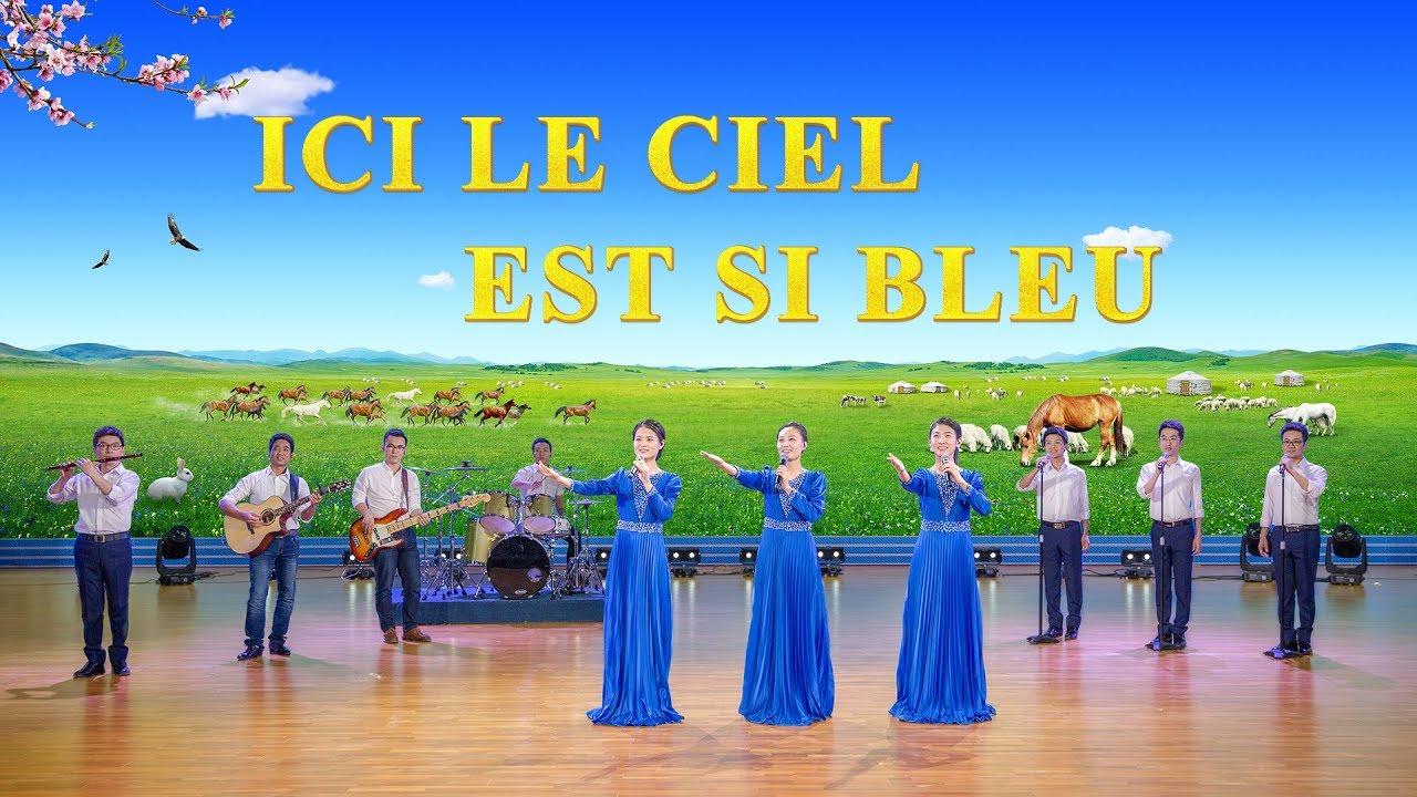 Le meilleur de la musique chrétienne « Ici le ciel est si bleu »