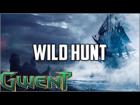 Gwent The Wild Hunt ~ Villentretenmerth The Terrifying ~ Gwent Deck Gameplay