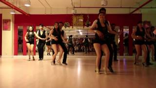 Salsa Lah 2014, Performance 1: Bailamos Team