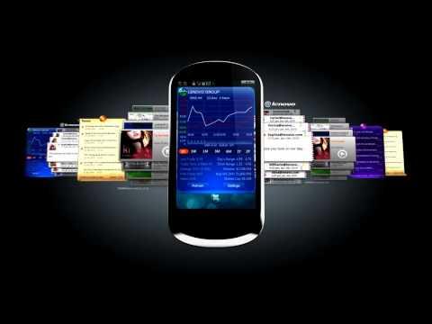 Lenovo Smartphone product tour