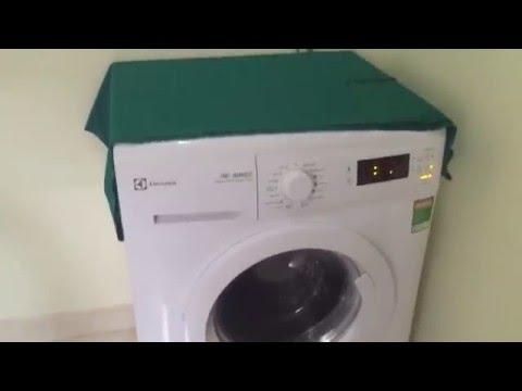 Hướng Dẫn Sử Dụng Máy Giặt Electrolux - Nghia Heniken