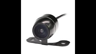 car rear view vehicle backup cameras with waterproof high definition 170 degrees wide angle lens