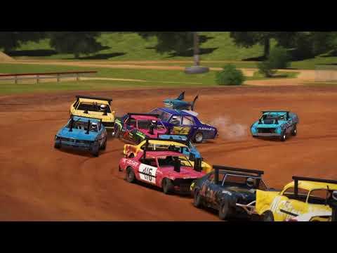 Wreckfest_20190901172231 Bloomfield Speedway Jalopy Feature 09.01.2019