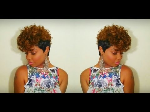 Get A Curly Mohawk