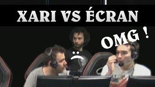 XARI vs ÉCRAN - Moment épique ! thumbnail