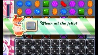 Candy Crush Saga Level 494 walkthrough (no boosters)