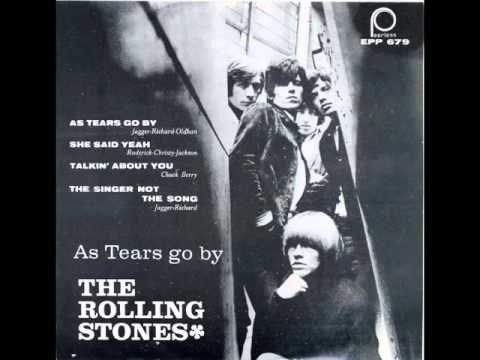 Larry Williams/The Rolling Stones - She Said Yeah!