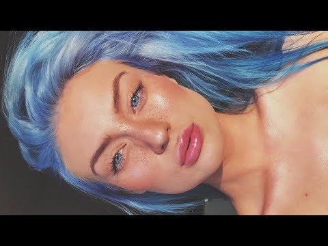 glowy goddess + super natural freckles