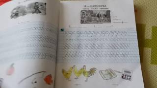 Обзор программы 1 класса в общеобразовательной украинской школе 2016 г.