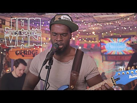 "HYVMINE - ""Earthquake"" (Live at JITV HQ in Los Angeles, CA 2018) #JAMINTHEVAN"