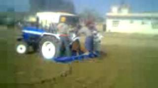 new holland 3630 super tx first ride in ghukarwal Hoshiarpur
