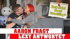 Facesitting, Deepthroat und Double Penetration - Aaron fragt und Lexy antwortet